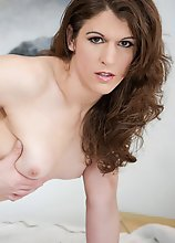 Stunning Bailey Love Strokes It!